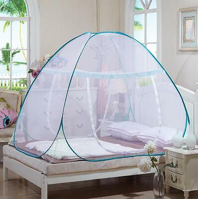 Portable Foldable Large Pop Up Camp Indoor Outdoor Mosquito Net Tent Hut