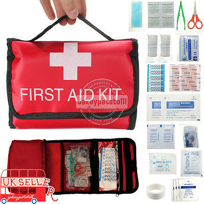 Premium First Aid Kit Bag Waterproof Large Survival Package for Camping Outdoor