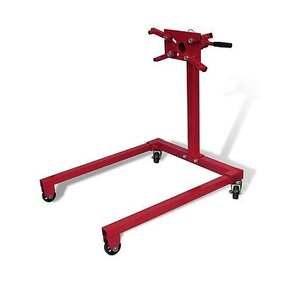 New Engine Stand Car Auto Truck Motor Hoist 570KG Industrial Workshop Heavy Duty