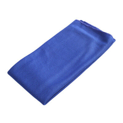 Sports Ice Cold Enduring Running Jogging Gym Chilly Pad Instant Cooling Towel