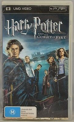 Harry Potter and the Goblet of Fire (UMD Video, G)