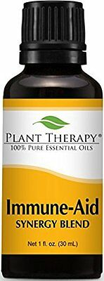 Immune-Aid Synergy Essential Oil Blend 30 ml by Plant Therapy