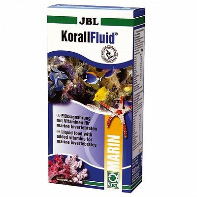 JBL Korall Fluid - Coral Food - 500ml @ BARGAIN PRICE!!!