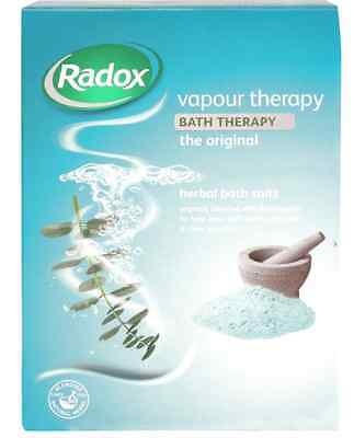 Radox Vapour Therapy Bath Therapy The Original - 400G