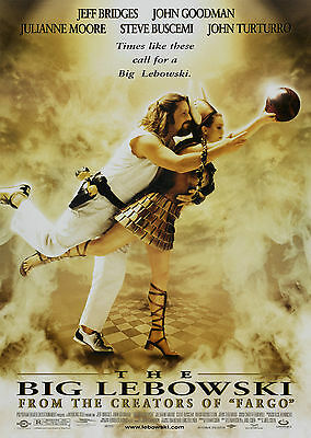 The Big Lebowski (1998) - A1/A2 POSTER **BUY ANY 2 AND GET 1 FREE OFFER**