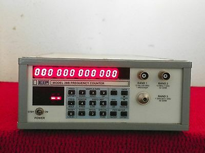 EIP 28B 12 digit MICROWAVE FREQUENCY COUNTER 10hz TO 26.5Ghz  (6 in stock)