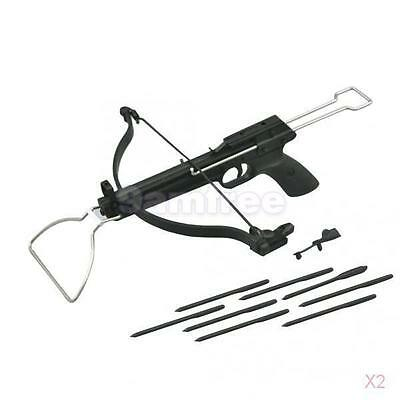 2x 1/6 Crossbow Set Arrows For 12'' ZY Hot Toys Accessory