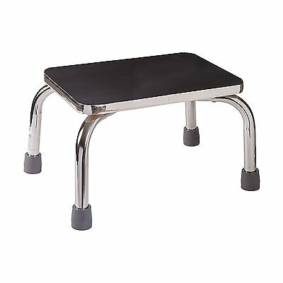 DMI Safety Foot Stool Step Stool with Non-Slip Surface, No Assembly Required,