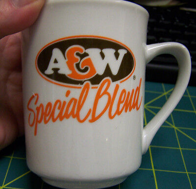 A&W Special Blend - Melange Special - A&W Mug - special blend coffee cup - Nice!