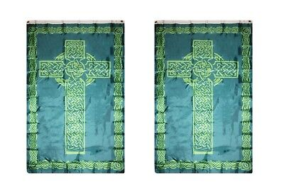 2x3 Commodore Perry 2 Faced 2-ply Wind Resistant Flag 2x3ft