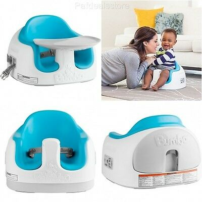 Booster Seats For Eating Feeding Chair Toddler Infant Dinner Baby Floor 3 in 1