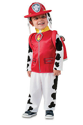 NEW Paw Patrol Marshall Deluxe Costume size 3-5