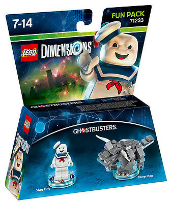LEGO Dimensions Fun Pack Ghostbusters Stay Puft 71233 LEGO
