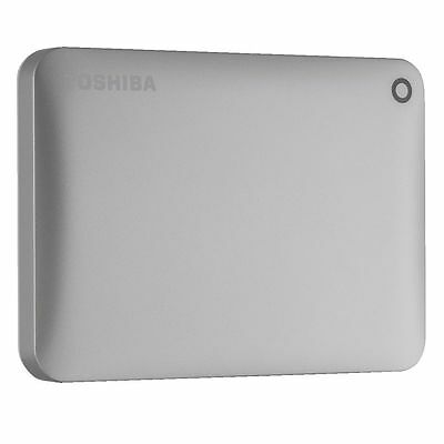 Toshiba 2TB Canvio Connect II Portable Hard Drive Gold