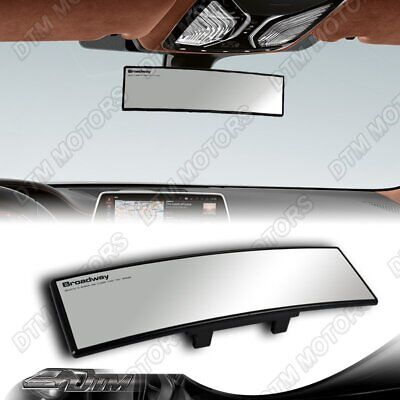 300mm Broadway Convex Curved Car Truck Clip On Rear View Mirror Universal 5