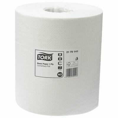 Tork Universal Wiper 310 Centrefeed Roll 4 Pack
