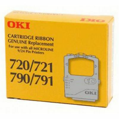 OKI Ml720/721/790/791 Ribbon Black