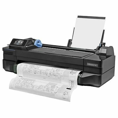 NEW HP Designjet Printer T120 24 A1 ePrinter