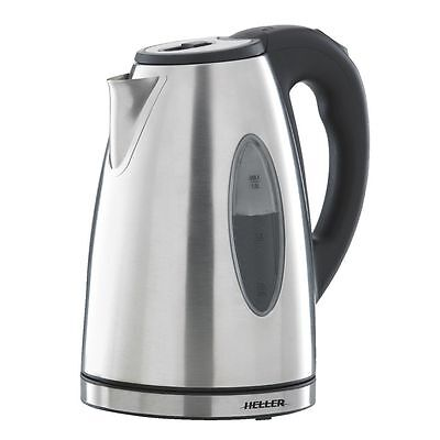 Heller Professional 1.8L Stainless Steel Cordless Kettle