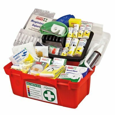 Trafalgar National First Aid Kit Poly Case