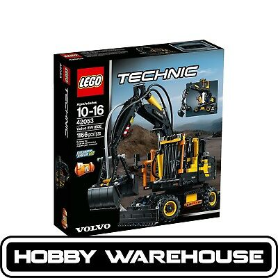 LEGO 42053 Technic Volvo EW160E (BRAND NEW SEALED)