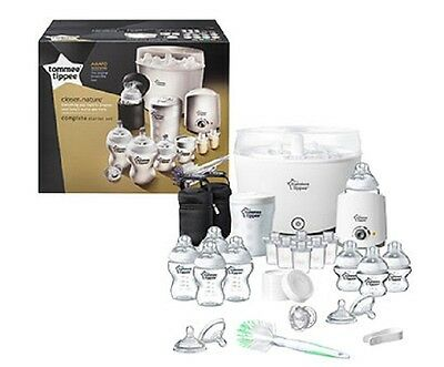 Tommee Tippee Closer to Nature 423558 Complete Starter Kit