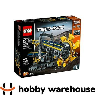 LEGO 42055 Technic Bucket Wheel Excavator (BRAND NEW SEALED)