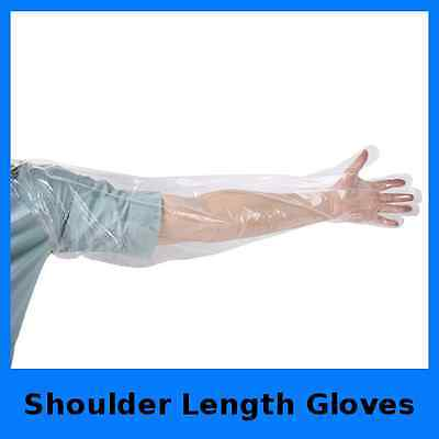 50ct Shoulder Length Gloves ( Horse / Cattle Artificial Insemination Gloves )