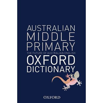 Oxford Australian Middle Primary Dictionary