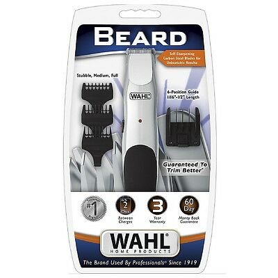 Wahl Rechargeable Beard Trimmer Kit 1 ea