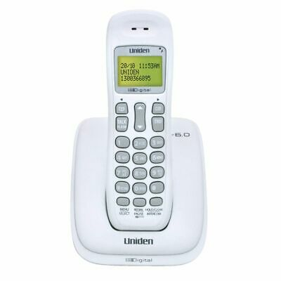 Uniden Digital Cordless Phone with 1 Handset 1015