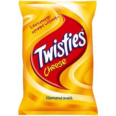 Twisties Cheese Chips 90g