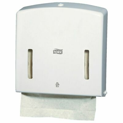 Tork H4 Ultraslim Hand Towel Dispenser System White