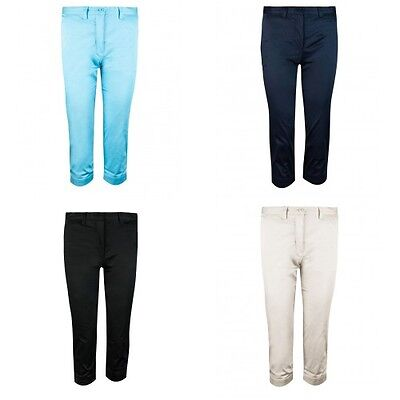 Glenmuir Ladies Capri Golf Pants RRP £52.95