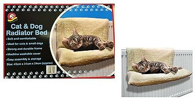 Warm Cat Bed Radiator Give Your Dog or Cat Warm Place To Snooze With Cat Hammock