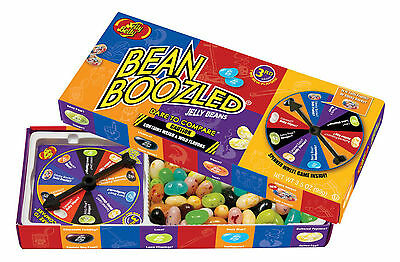 Jelly Belly Bean Boozled Spinner Set 3rd Edition Candy Gift Box With Board Game