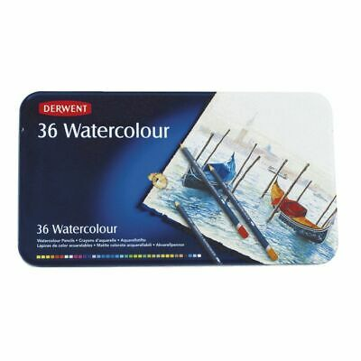 Derwent Watercolour Pencils 36 Pack
