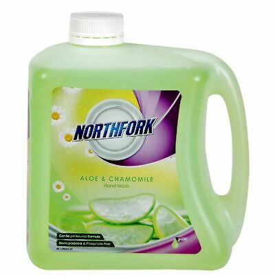 Northfork Liquid Handwash Aloe and Chamomile 2L