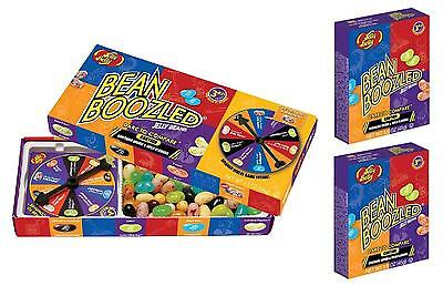 Jelly Belly Bean Boozled Spinner Set 3rd Edition + 2 Refill Packs 45g Candy