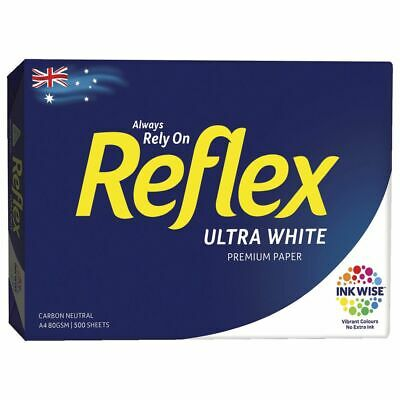 Reflex Ultra White A4 Paper 500 Sheet