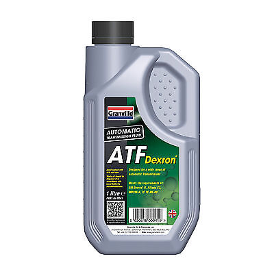 Granville Automatic Transmission Fluid Oil ATF Dexron 2 Power steering Fluid 1L