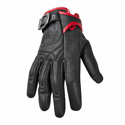 Speed And Strength Womens Motolisa Leather Gloves