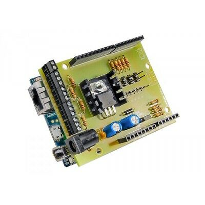 Shield Irrighino Per Arduino Yun - Centralina Di Irrigazione Ft1267K
