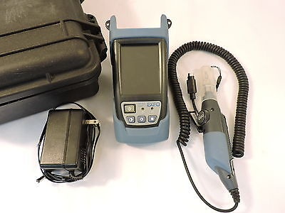 EXFO FIP-400-P-DUAL Video Inspection Probe, Dual Magnification - 90 Day Warranty