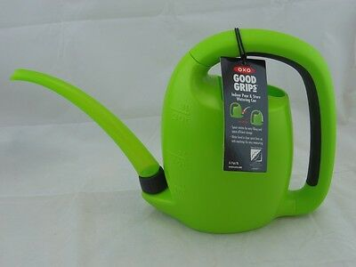 NEW - OXO Good Grips Indoor Pour & Store Watering Can - Green 3qt (Missing Head)