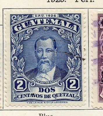 Guatemala 1929 Early Issue Fine Used 2c. 087604