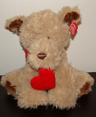 Gund Kisses Dog New With Tag 4031501 ~ Dk