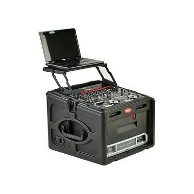 "SKB Cases - 1SKB-R106 - Rack DJ 19"" 10 U + 6 U"