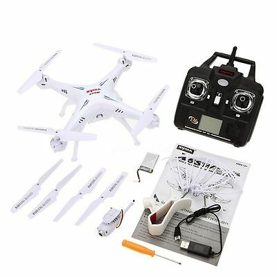 Syma X5SW 6-Axis with WIFI FPV 2.0MP Camera Explorers 2 UFO RC Quadcopter Drone