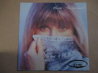 Olivia Newton-John, The Rumour, picture sleeve, rare Australian pressing